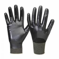 Gants manutention fine en milieu huileux et humide FlexgnitGants manutention fine en milieu huileux et humide Flexgnit